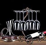 N / A Copas de champán Stölzle Lausitz Revolution, Flautas de champán Muy funcionales y Elegantes,Set de Copas de Vino