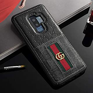 Galaxy Note 10 Plus Case- US Fast Deliver Guarantee FBA- Elegant Luxury PU Leather Designer Case with Card Holder Slot Cover for Galaxy Note 10 Plus