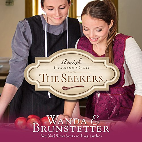 The Seekers     The Amish Cooking Class, Book 1              De :                                                                                                                                 Wanda E. Brunstetter                               Lu par :                                                                                                                                 Rebecca Gallagher                      Durée : 11 h et 28 min     Pas de notations     Global 0,0