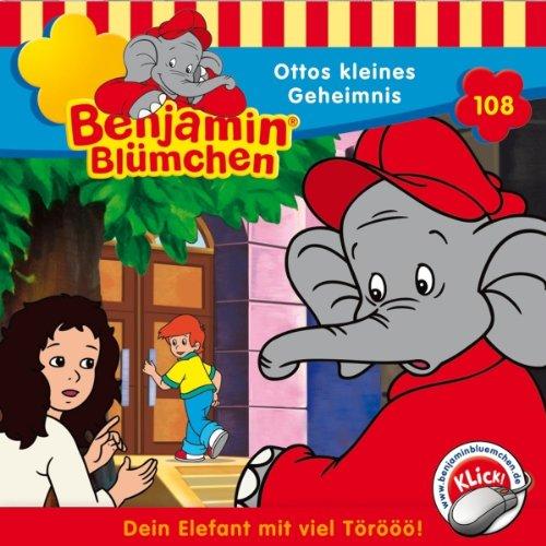 Ottos kleines Geheimnis audiobook cover art