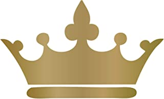Best prince crown wall decal Reviews