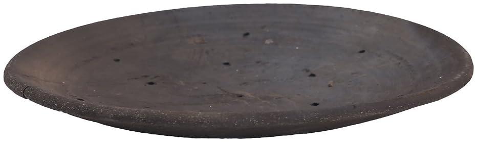A&E Clay Rotla Making Tava with Small holes.Black