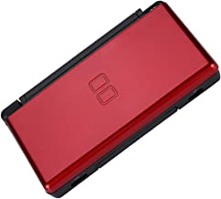 Full Repair Parts Replacement Housing Shell Case Kit ABS Material for Nintendo DS lite (Red)