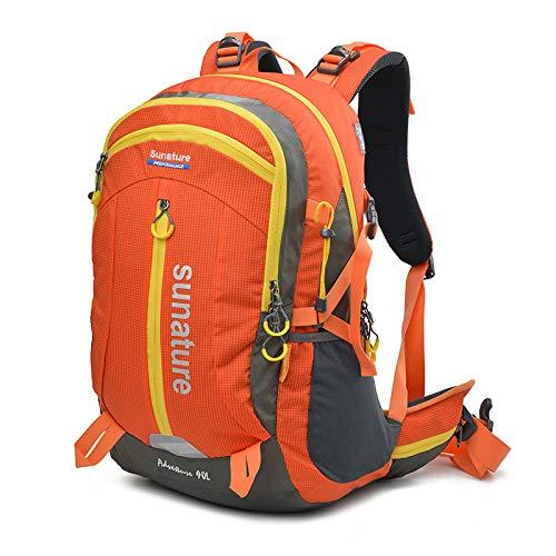 Bnkrtopsu bergbeklimmen rugzak, lichtgewicht rugzak rugzak rugzak vouwen koffer hoking Ultralight Travel Bag Polyester Rugzak Doe Fold Away Bag Compact koffer