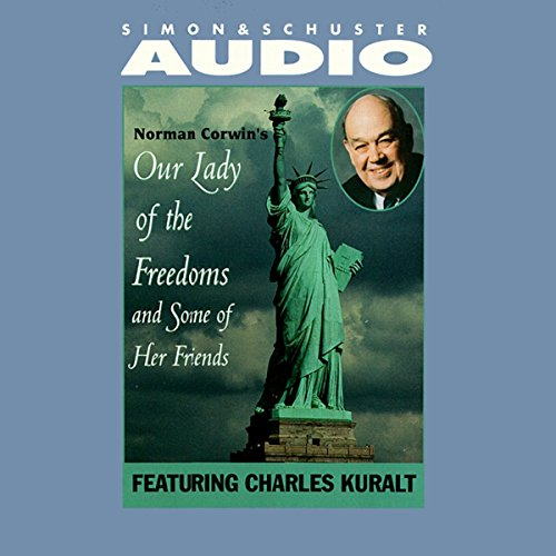 Our Lady of the Freedoms audiobook cover art
