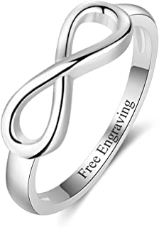 customize infinity ring