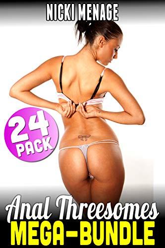 Anal Threesome Mega-Bundle 24 Pack (English Edition) eBook: Menage, Nicki: Amazon.es: Tienda Kindle