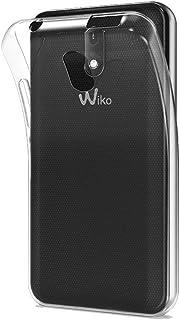 YZKJ Fodral för Wiko Sunny 3 Mini (4,0 tum) skydd, mjuk mobilväska transparent TPU mobilfodral silikon väska skal fodral s...