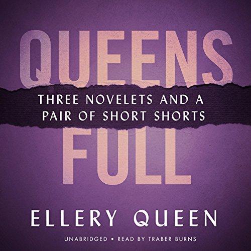 Queens Full audiobook cover art