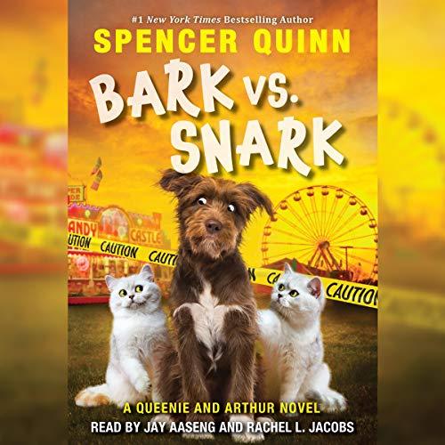 Bark vs. Snark  By  cover art