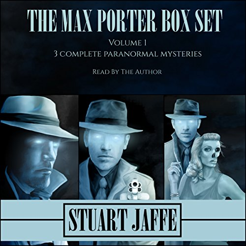 The Max Porter Box Set, Volume 1 cover art