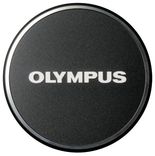 OLYMPUS マイクロフォーサーズ用 金属レンズフード ブラック LH-61F BLK