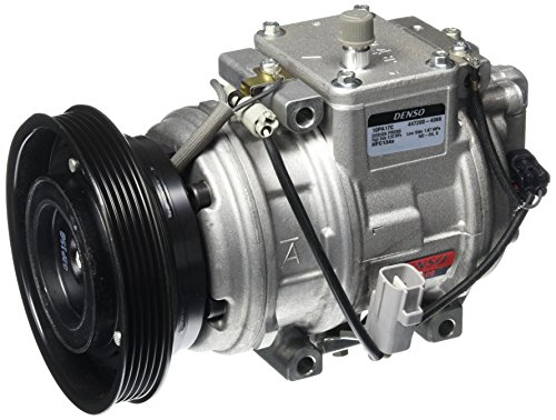 Denso 471-1429 New Compressor with Clutch