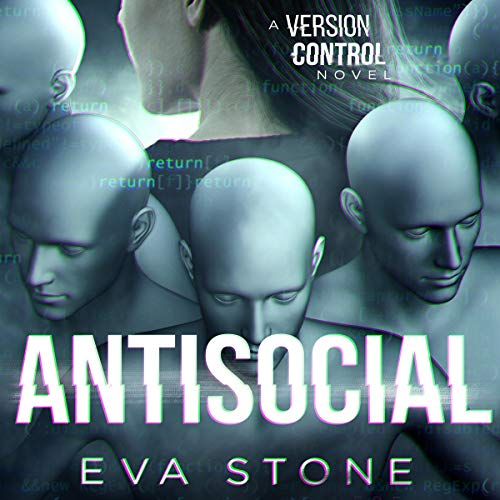 Antisocial audiobook cover art