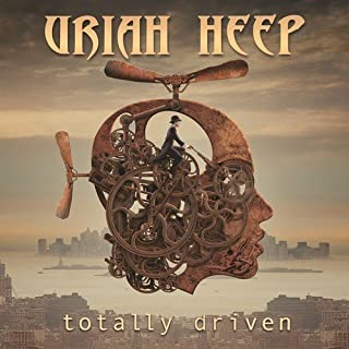 uriah heep totally driven