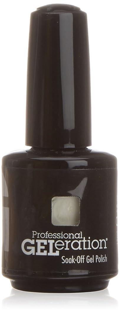 スラッシュとても多くのドレスジェレレーションカラー GELERATION COLOURS 557 C ウェディングガウン 15ml UV/LED対応 ソークオフジェル