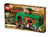 LEGO The Hobbit - 79003 - Jeu de Construction - La Rencontre à Cul-De-Sac