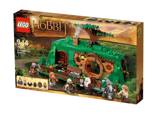 LEGO Loftr And Hobbit 79003 - Un Raduno Inatteso