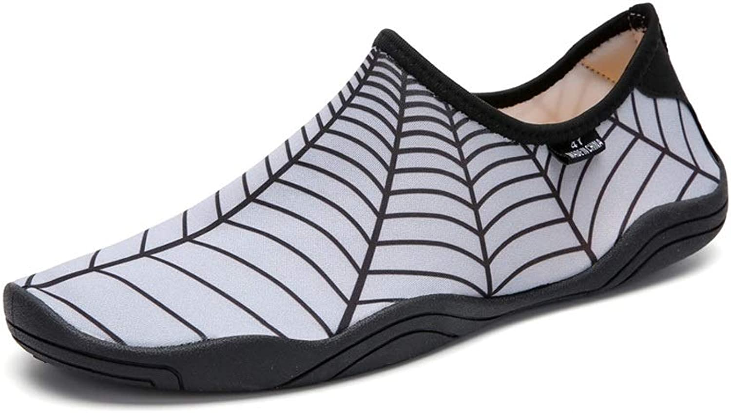 Ailj Water shoes, Summer Surf Swimming Beach shoes Men and Women Quick-Drying Diving shoes Beach shoes Suitable for Wading Drifting