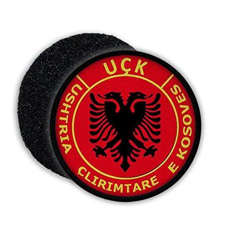 Copytec Patch UCK Befreiungsarmee Kosovo Albaner Balkan Militär Einheit Abzeichen Wappen Aufnäher#21752