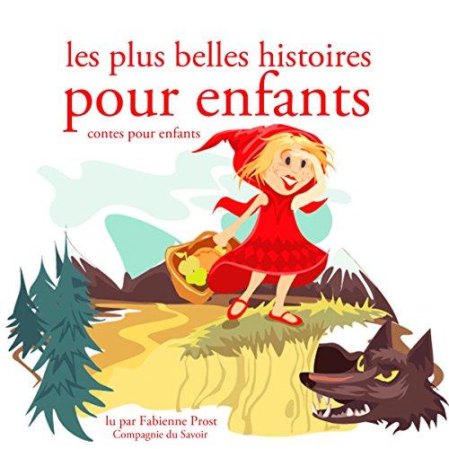 Page de couverture de Les plus belles histoires pour enfants