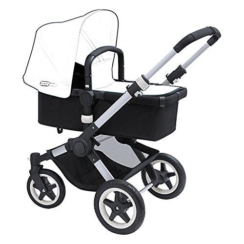 Bugaboo Buffalo - Cochecito para bebé (aluminio), negro