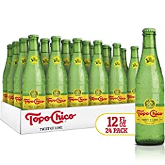 Refreshing and versatile, it satisfies your thirst or serves as the perfect mixer Thanks to its natural mineral composition, Topo Chico can be used for quenching thirst, assisting in the digestive progress, and it's a great hangover remedy Topo Chico...