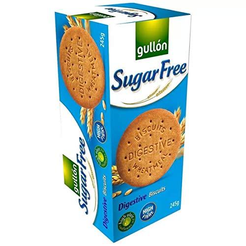 Gullón Vollkornkekse ohne Zucker 245g