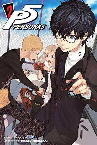 Persona 5, Vol. 2 (Volume 2)