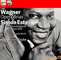 サイモン・エステス、ワーグナーを歌う ワーグナー:情景とアリア集