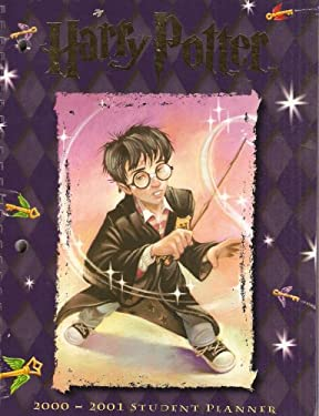 Harry Potter 2000-2001 Student Planner