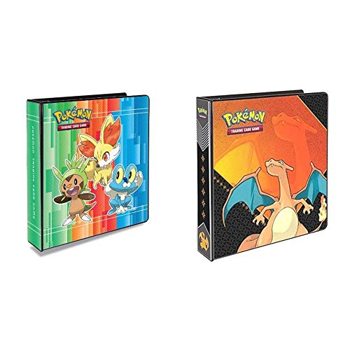 Ultra Pro UP-84237 Pokemon X and Y 2 3-Ring Binder & Pokemon: Charizard Album, 2