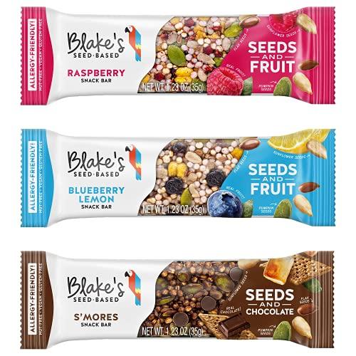 Blake's Seed-Based Bars