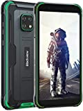 Téléphone Portable Incassable, Blackview BV4900 Smartphone Robuste Pas Cher Débloqué 4G,32Go+3Go,5580mAh,5.7', 8MP+5MP, Double SIM