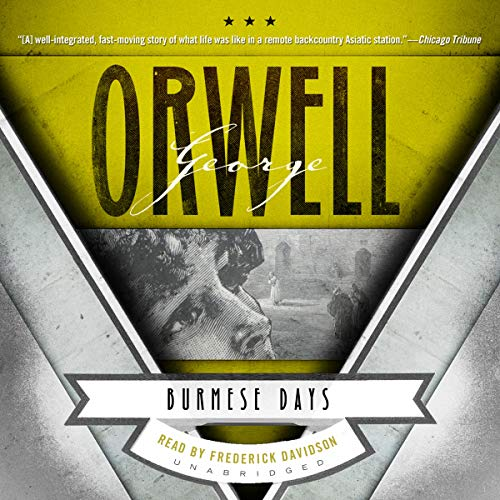Burmese Days Audiobook By George Orwell cover art