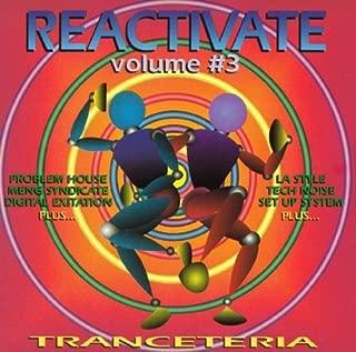 Reactivate Volume #3 - Tranceteria