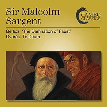 Berlioz: La damnation de Faust - Dvořák: Te Deum (Live)