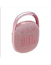 JBL clip4Pink Ultra-Portable Waterproof Speaker - Pink