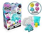 Canal Toys - BBD 011 - Loisirs Créatifs - So Bomb - Assortiment Bath Bomb KIT - Licorne Cœur Rond