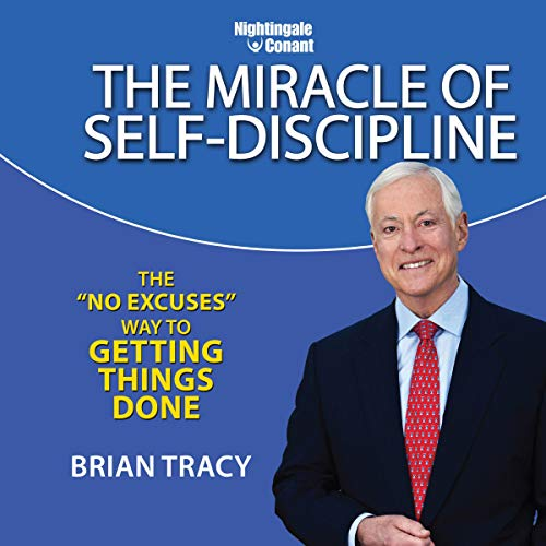 The Miracle of Self Discipline cover art
