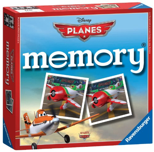 Disney Ravensburger Planes Mini Memory
