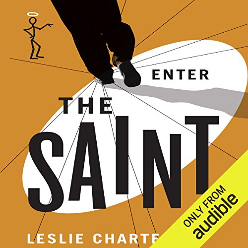 Enter the Saint audiobook cover art