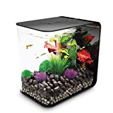 OASE 227021 Flow 30 MCR Aquarium, Black,8 Gallon