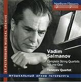 Vadim Salmanov. Complete String Quartets Vol