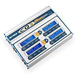 50Wx4 6A 4 Channel RC Drone Battery Quad Balance Charger/Discharger for Radio-Controlled Car Truck Boat Airplane