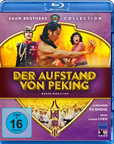 Der Aufstand von Peking (Shaw Brothers Collection) (Blu-ray)