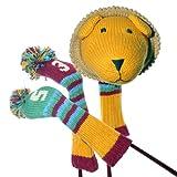 Golf Club Cover Set - Lion