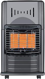 CCFCF Calefactor de Potencia Regulable Eléctrico, Calentador de Ventilador Elemento de Cerámica Viento Natural Ahorro Energía para Habitación