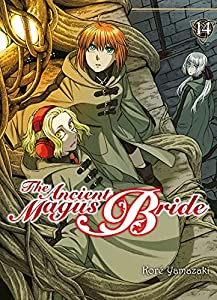 The Ancient Magus Bride Edition simple Tome 14
