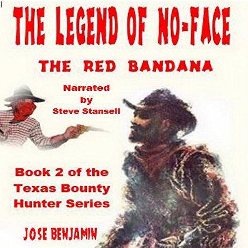 The Legend of No-Face: The Red Badana audiobook cover art